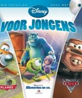 Disney boek met cd en drie verhalen voor jongens trend