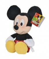 Disney mickey mouse knuffel 25 cm trend