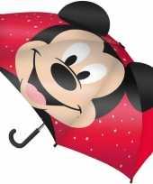 Disney mickey mouse paraplu voor jongens trend