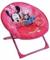 Disney minnie kindermeubilair stoeltje trend