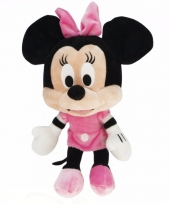 Disney minnie mouse knuffel 25 cm trend 10094550