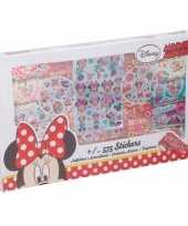 Disney minnie mouse stickersbox 575 stuks trend