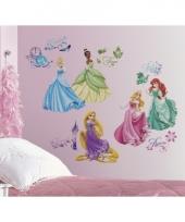 Disney muurstickers prinsessen trend