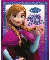 Disney poster frozen met afbeelding van anna trend