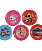 Disney princess bord 21 cm trend