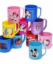 Disney princess drinkbeker lichtroze trend
