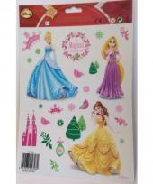 Disney princess stickers voor het raam trend
