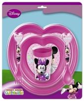 Disney servies van minnie mouse trend