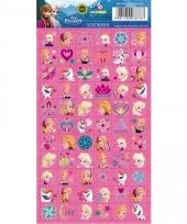 Disney stickervel frozen mini stickers trend