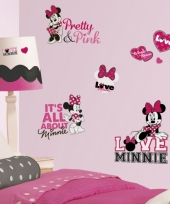 Disney wandstickers minnie mouse trend