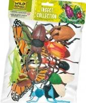 Diverse grote plastic insecten trend