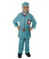 Dokter chirurg kostuum voor jongens trend