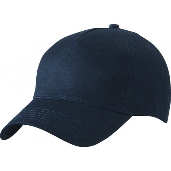 Donkerblauw team baseball petjes trend