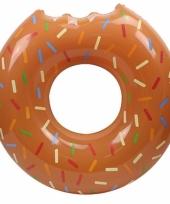 Donut zwemring 119 cm trend