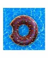 Donut zwemring trend