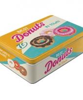 Donuts bewaarblik 23 cm trend