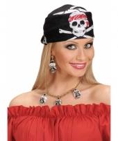 Doodskoppen bandana piraten trend