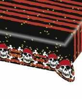 Doodskoppen piraten tafel kleden trend