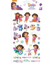 Dora grote stickervellen trend