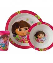 Dora servies melamine trend