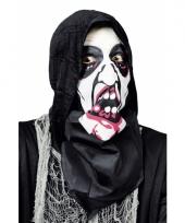 Dracula bandana masker trend