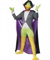 Dracula duckula kostuum trend