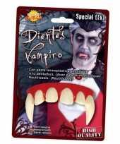 Dracula feest gebitten voor volwassenen trend