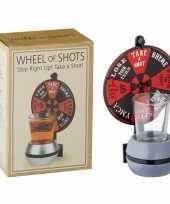 Drankspel drinkspel rad van shotjes 15 cm trend