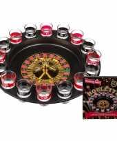 Drankspel drinkspel shot roulette 30 cm trend