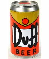 Duff beer spaarpot trend