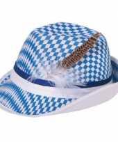 Duits oktoberfest hoedje trend