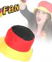 Duitse vlag hoeden trend