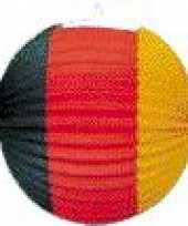 Duitsland lampionnetjes 31 cm trend