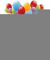 Eenhoorn kinderfeestje versieringspakket trend
