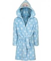Elsa badjas lichtblauw voor kinderen trend