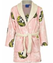 Elsa badjas meisjes licht roze trend