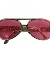Elvis presley zonnebril trend
