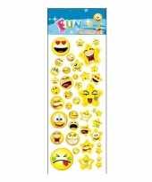 Emoji stickervellen trend