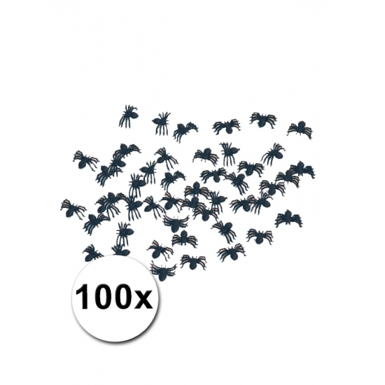 Enge kleine spinnen plastic 100 st trend