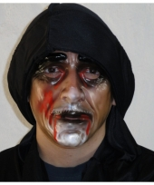 Enge zombie man masker trend