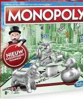Familie spellen monopoly trend