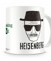 Fan koffiemok breaking bad heisenberg trend