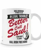 Fan koffiemok breaking bad saul goodman trend