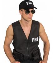 Fbi pet zwart voor volwassenen trend