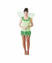 Fee kostuum groen voor dames trend