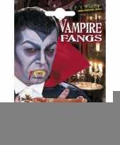 Feest gebitjes vampier trend