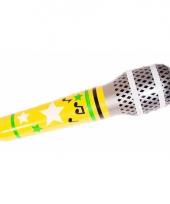 Feest mega opblaas microfoon trend