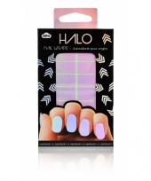 Feest nagel sticker pakket laser trend