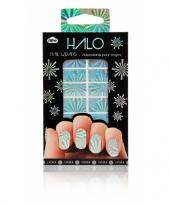 Feest nagel sticker pakket space trend