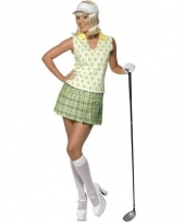 Feest outfit dames golfer trend